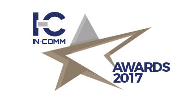 In-Comm Awards 2017 announced – Save the Date!