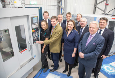 £4m employer-led training hub opens in a bid to flood UK industry with talent
