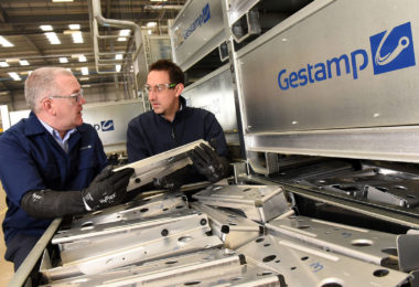 Gestamp Tallent looks to In-Comm Training for Apprenticeship boost