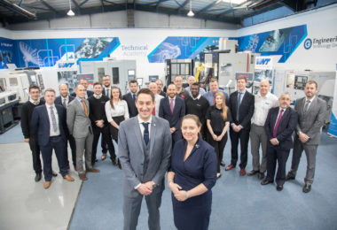 £3m Technical Academy opens to future-proof West Midlands manufacturing