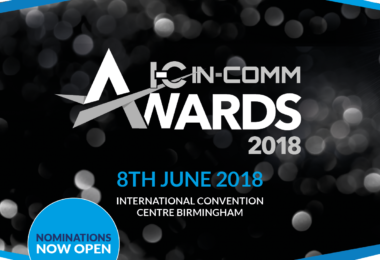 In-Comm Awards 2018 – Nominations now Open