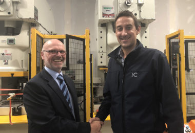 ECMS joins forces with In-Comm Training to launch £1.4m National Power Press and Tooling Centre