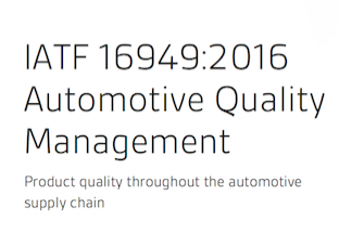 Helping you secure IATF 16949