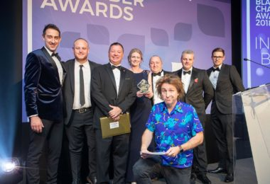 In-Comm Training lands major 'Education Business Partnership' Award