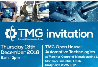 Automotive expert set to speak at TMG Open House