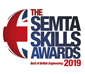 In-Comm named as a finalist in the Semta Skills Awards 2019