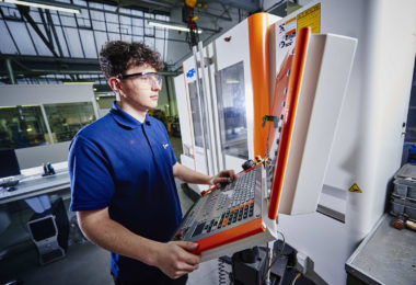 Brandauer presses on with expansion after Apprenticeship boost