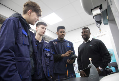 Apprenticeships are now a real alternative to University reveals new report