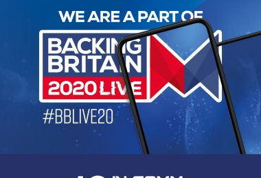 Virtually visit us at Backing Britain Live 2020!