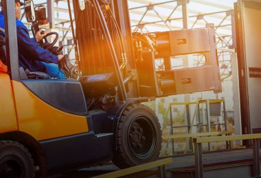 Urgent and essential lift truck operator training can continue during the current national lockdown