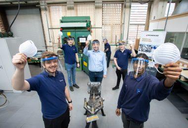 'Apprentice Power' helps Brandauer secure £500,000 'nose clip' reshoring opportunity